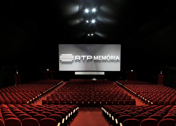 Cinema RTP Memória