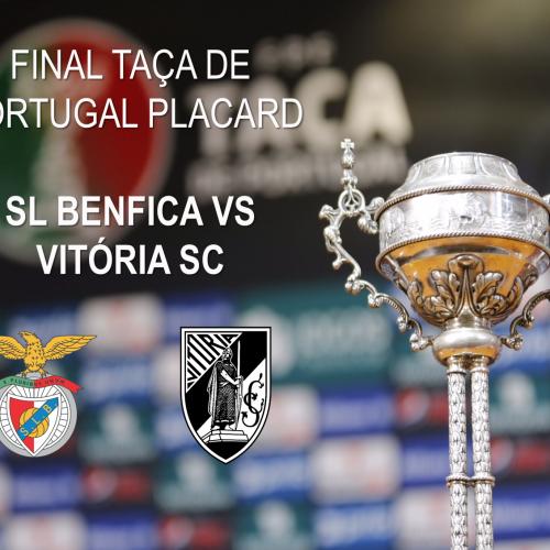 Taça de Portugal Placard 2016/2017