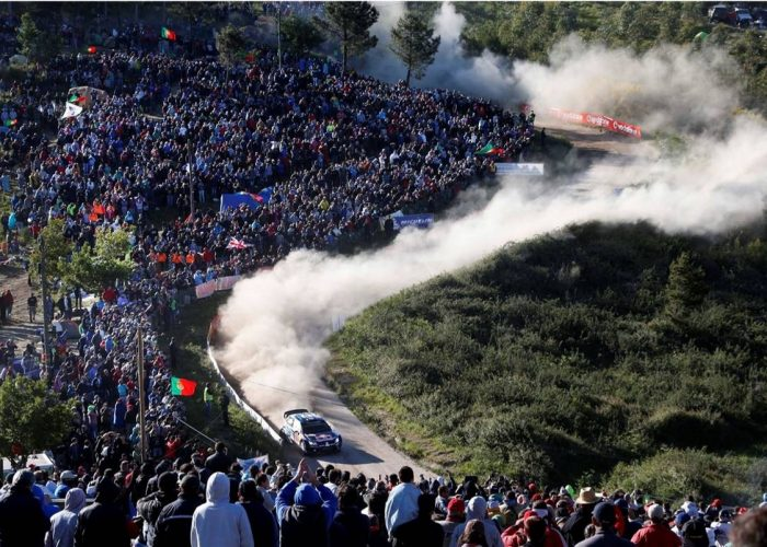 Vodafone Rally Portugal