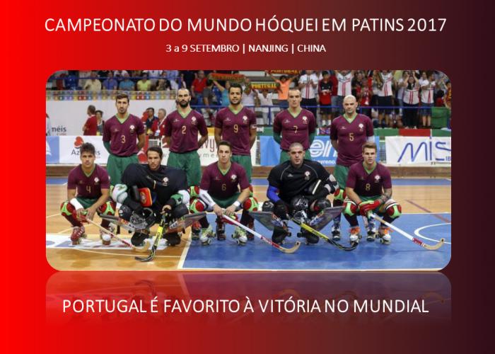 Campeonato do Mundo Hóquei em Patins 2017