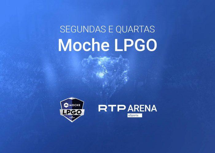 RTP Arena eSports – LPGO e TPGO