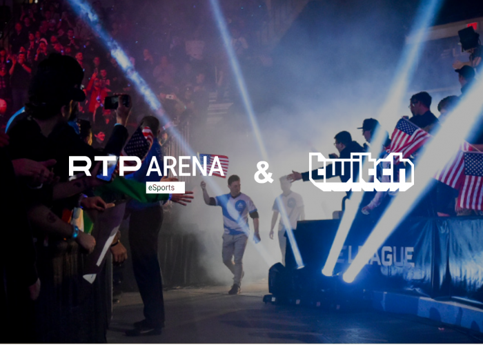 RTP Arena & Twitch | eSports